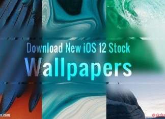 iOS 12 Wallpapers