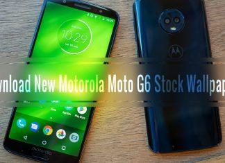 Moto G6 Plus Wallpapers