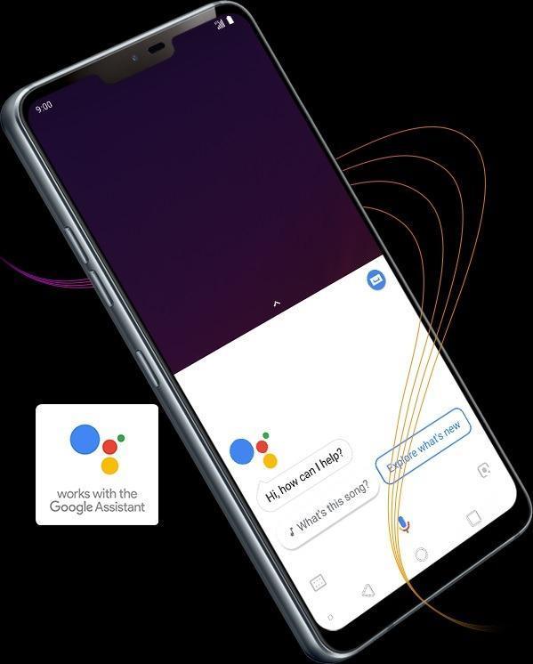 LG G7 software