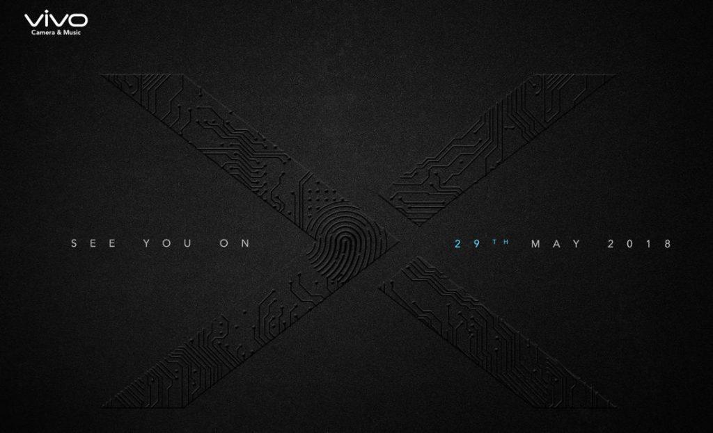 VIVO X21 India Launch