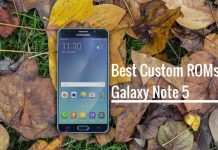 Best Custom ROMs for Galaxy Note