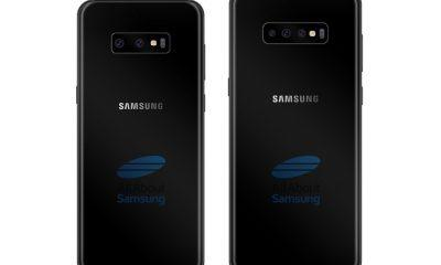 Galaxy S10/S10 Plus concept render