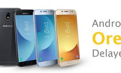 Samsung oreo update delayed