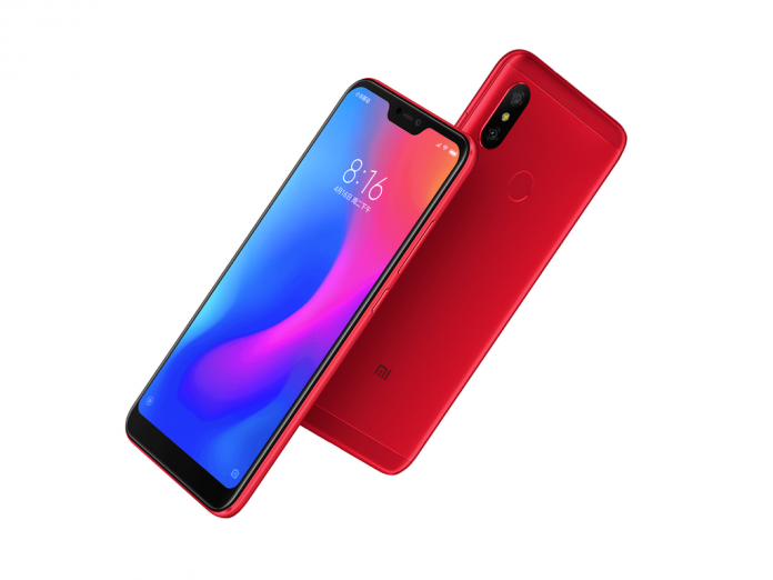 Download Redmi Note 4 Stock Wallpapers In Full Hd: Download Redmi 6 Pro Stock Wallpapers (Full HD