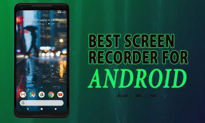 Best Screen Recording app for Android