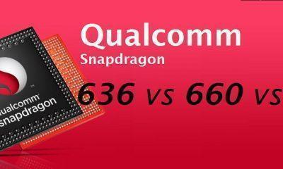 Qualcomm snapdragon 636 vs 710 vs 660