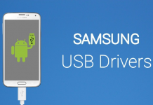 How to install samsung usb driver