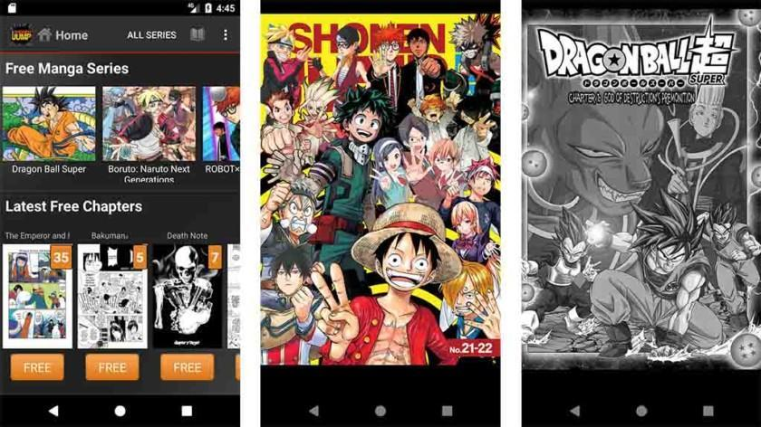 Viz Media Manga