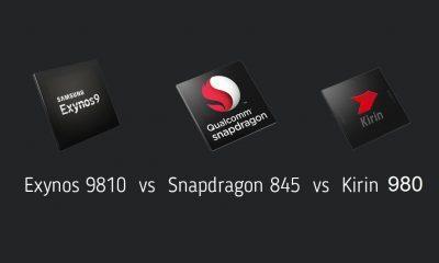 processors 845 9810 980