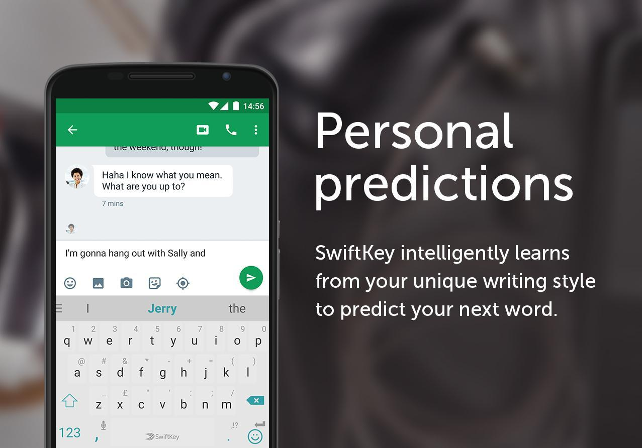 SwiftKey Keyboard for Android