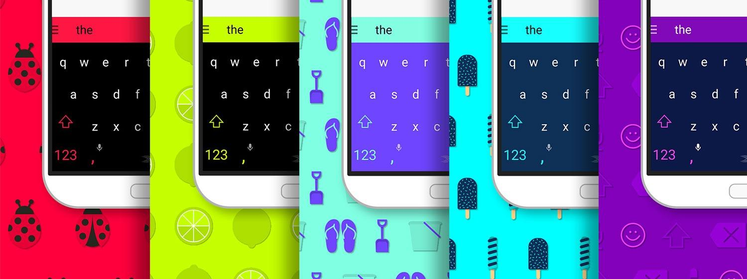 Best SwiftKey Keyboard Themes on Android