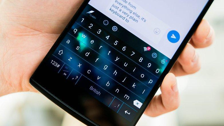 Flash Keyboard for Android