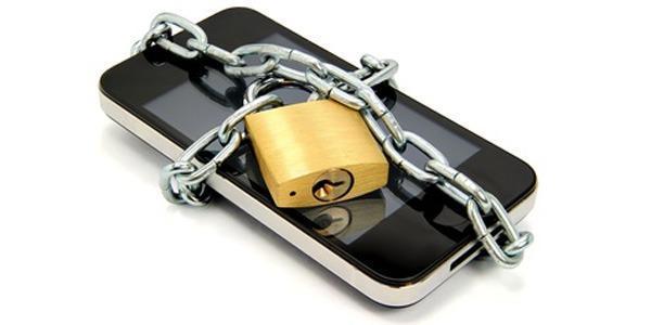Smartphone lock