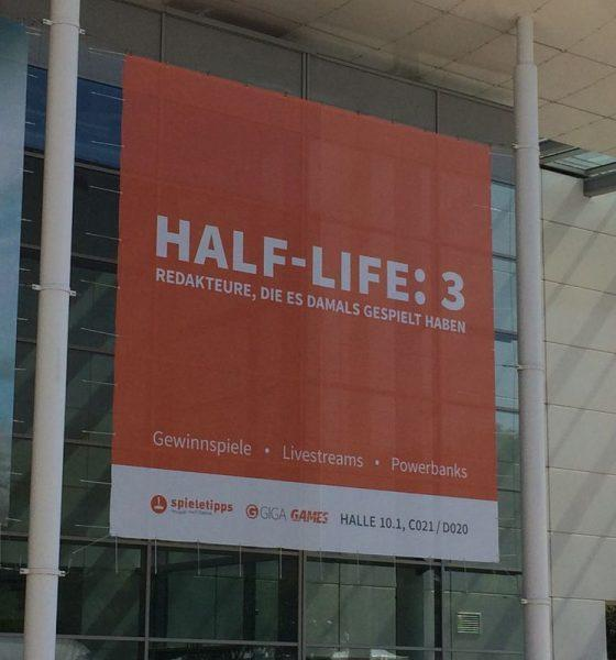 Half-life 3 poster