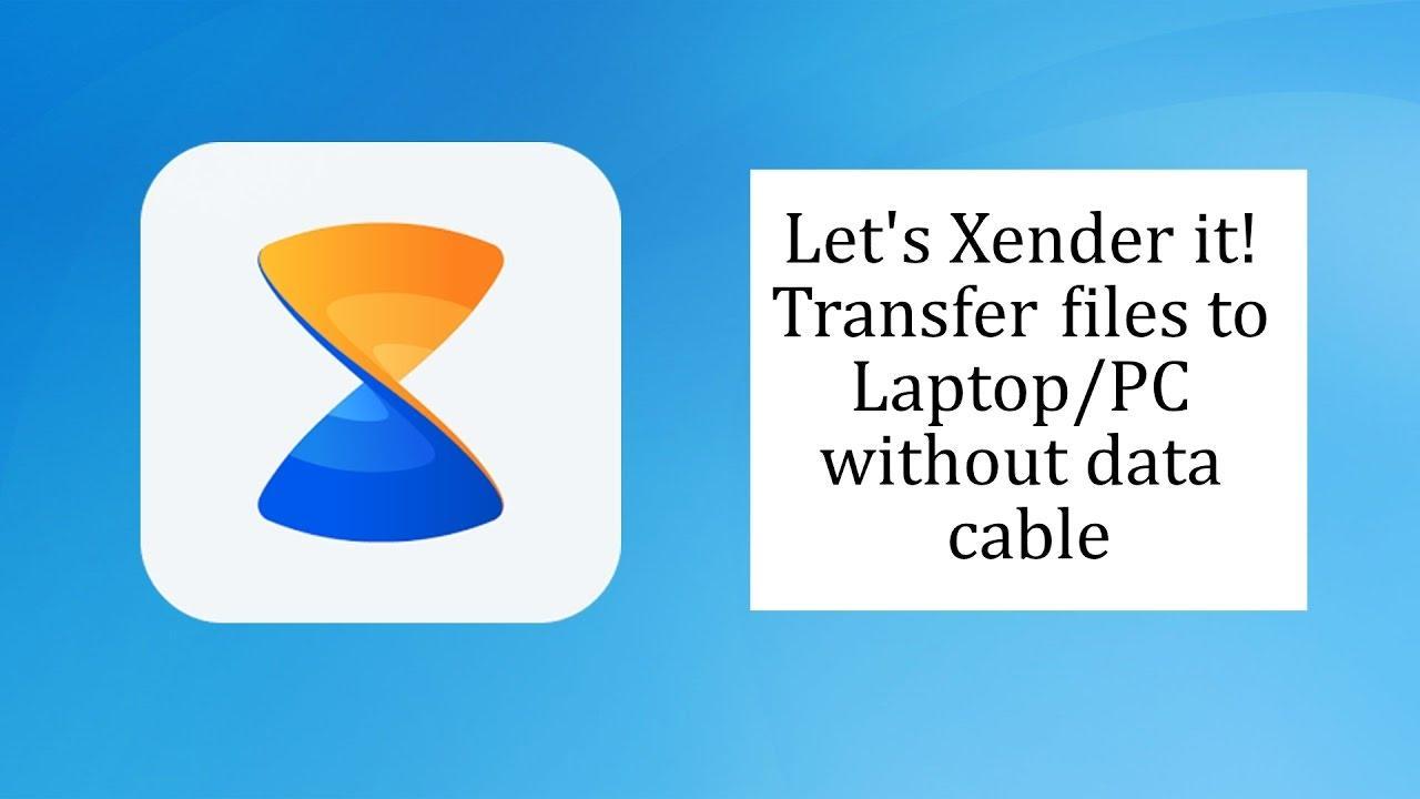 xender gratuit pour pc