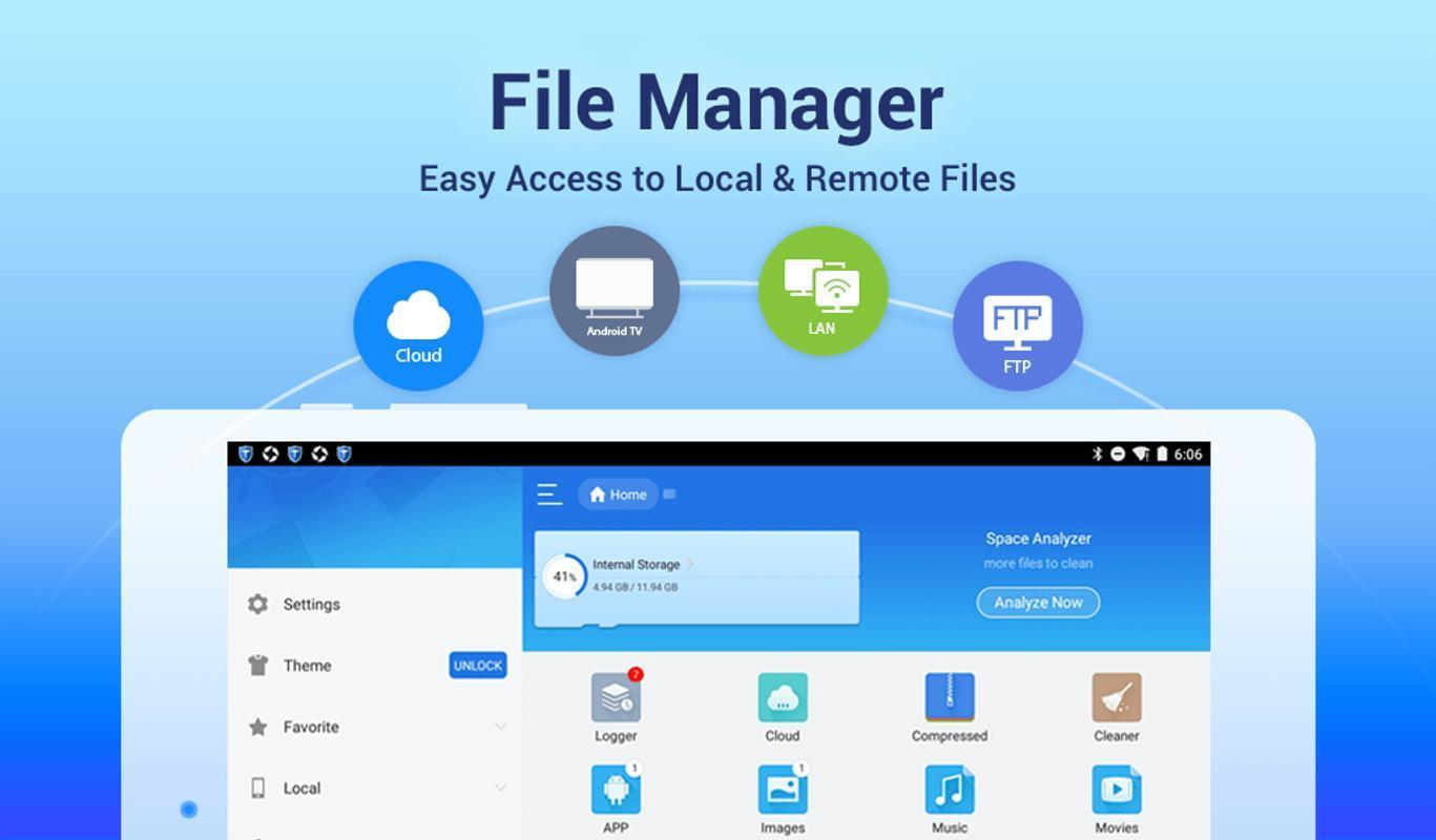 Es file explorer help | Download ES File Explorer File Manager App