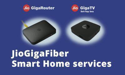 Jio GigaFiber and Giga TV