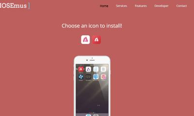 iOSEmus Homepage