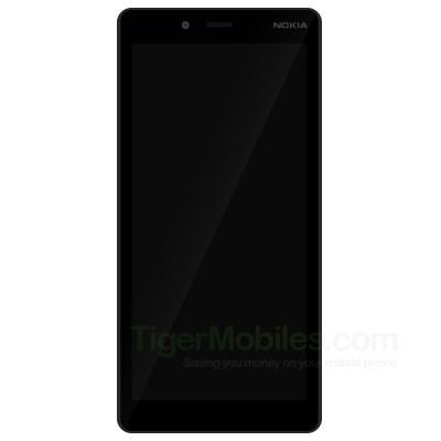 Nokia 1 Plus render
