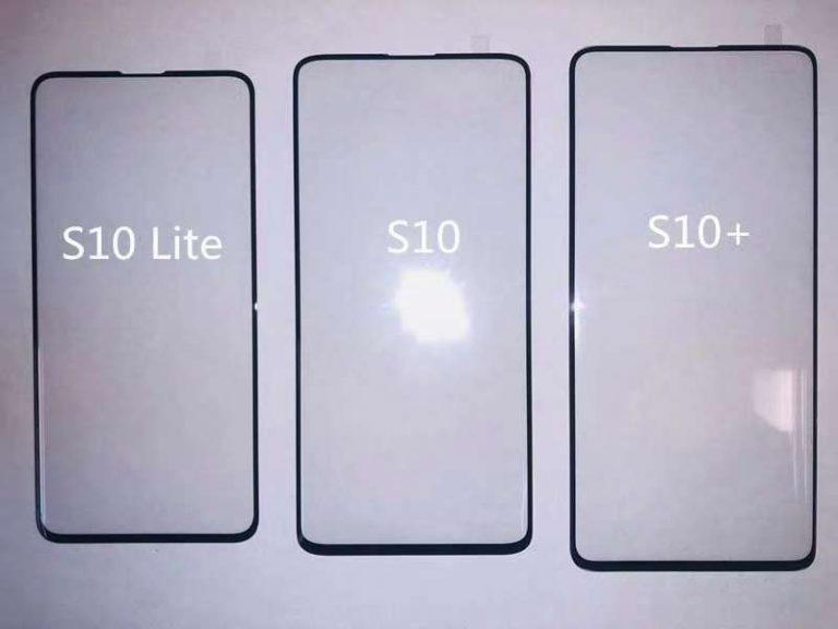 Galaxy S10 Series screen protector
