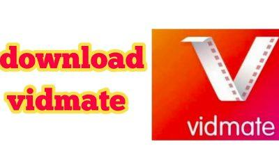 Vidmate download