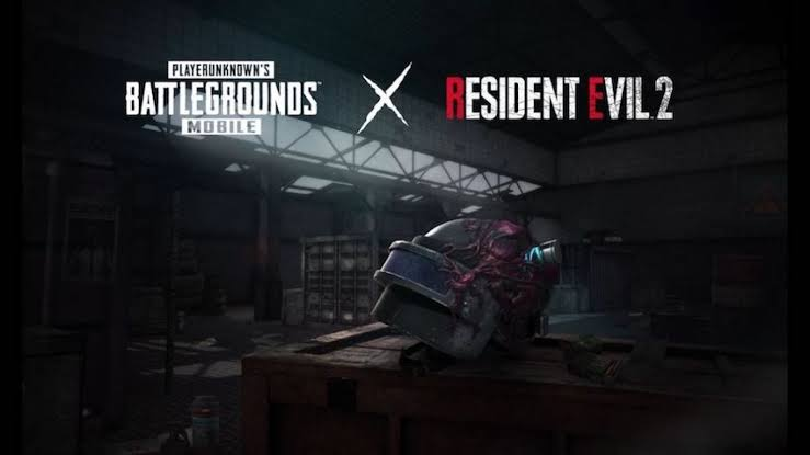 PUBG Mobile x Resident Evil 2 cross-over event mode is live