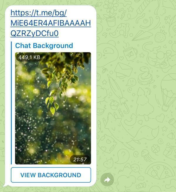 telegram-sharing