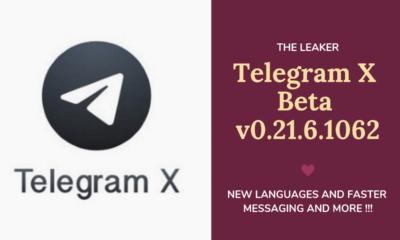 Telegram X Dark Mode update