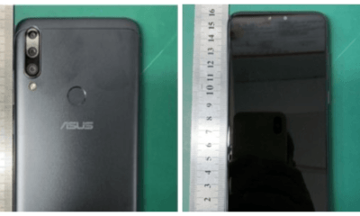 Zenfone Max Plus M2 and Max Shot FCC Images