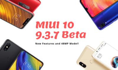 MIUI 9.3.7