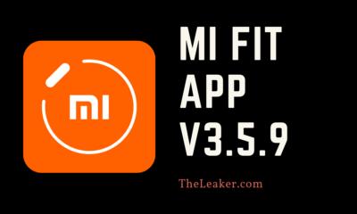 Mi Fit v3.5.9
