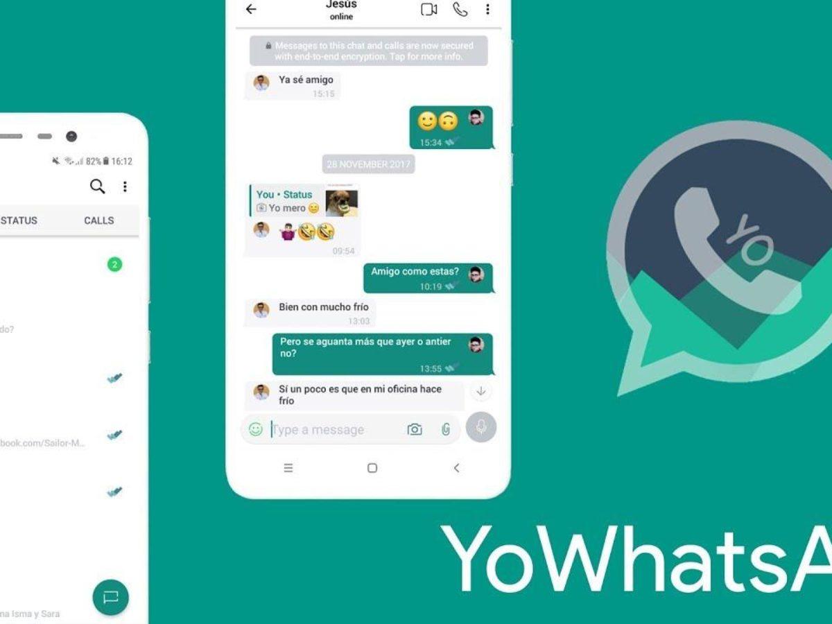 YoWA YoWhatsapp APK Download 20.20 Anti Ban Update [20]