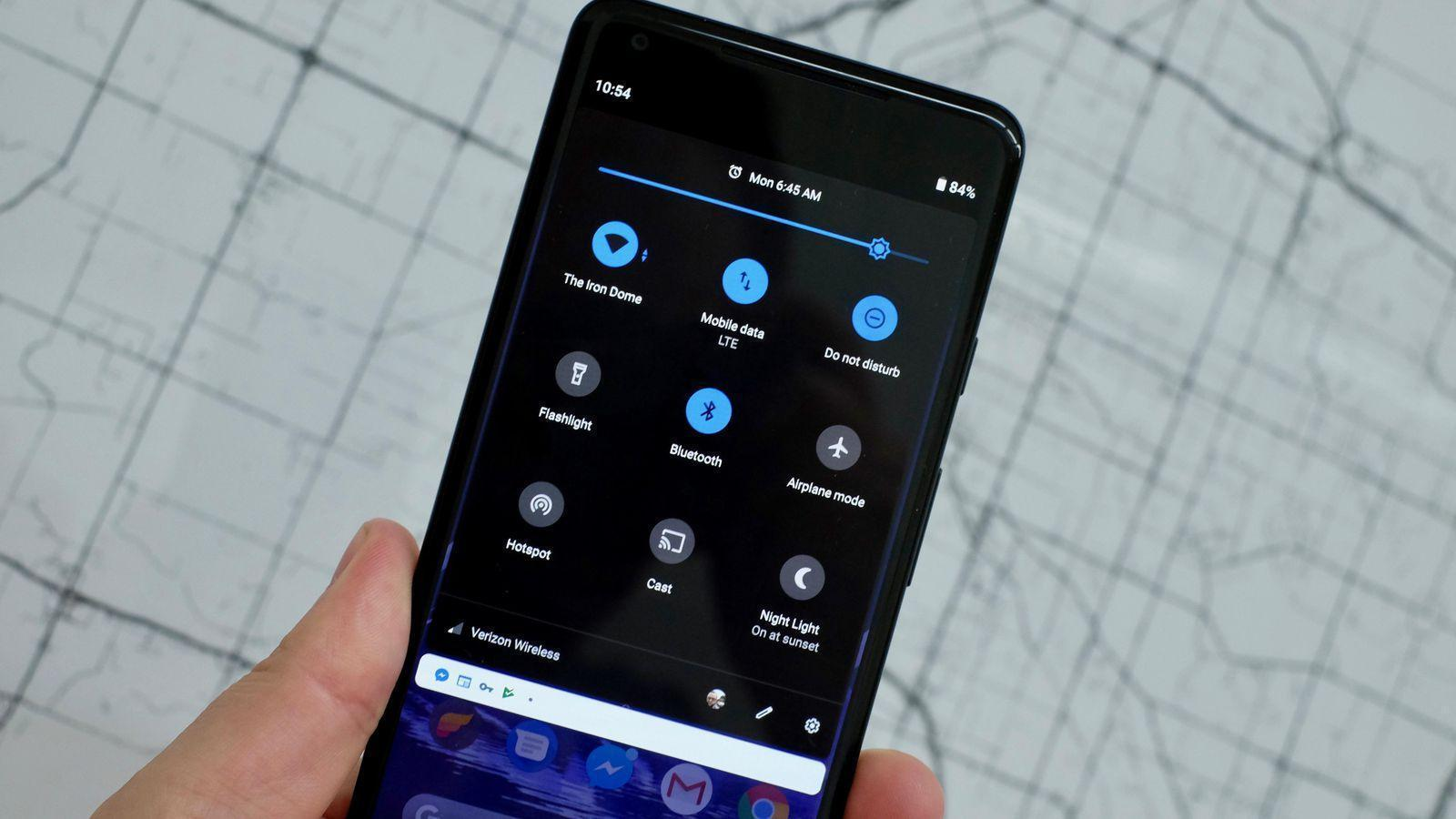 Android Dark Mode AKA Night Mode
