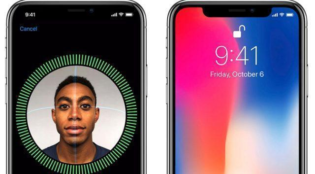 iPhone Face Unlock lock Screen Feature