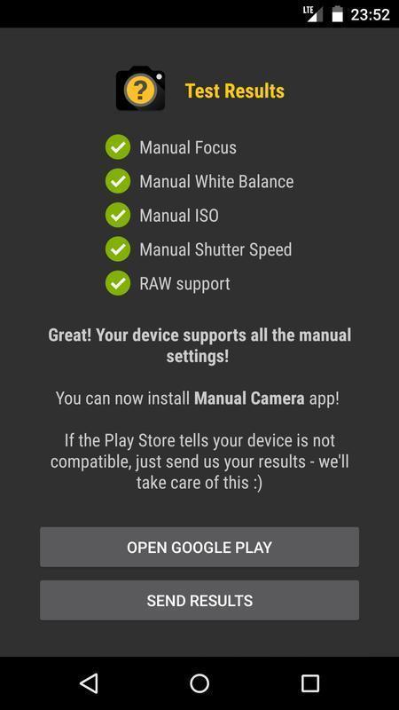 Camera 2 API