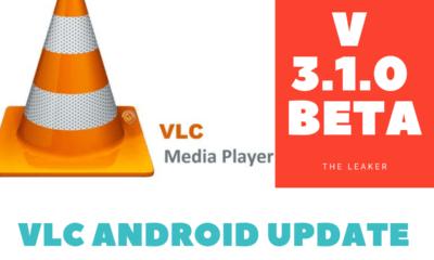 VLC 3.1.0 APK