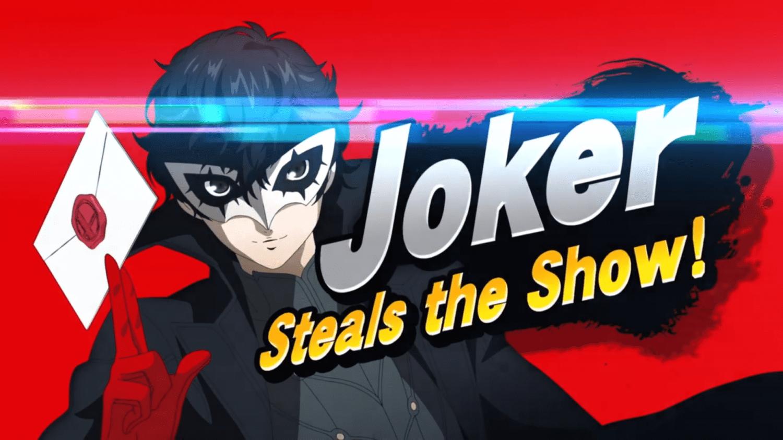 Super Smash Bros Joker
