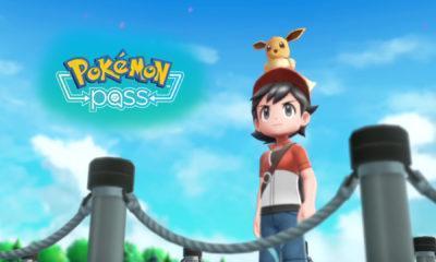Pokemon Pass
