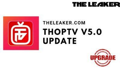 ThopTV v.50 Update
