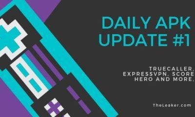 DAILY APK Update #1-min