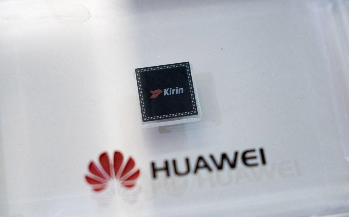 Huawei Kirin CPU