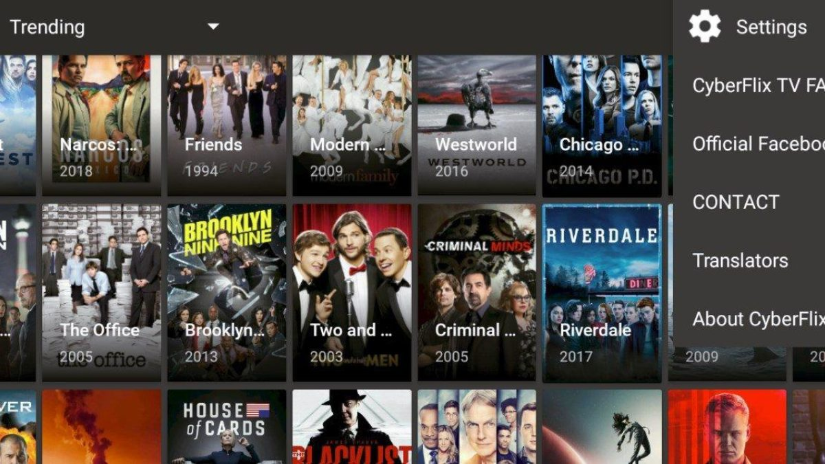 Cyberflix TV APK 3.3.8 For Android (Download Here)